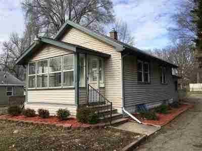 Michigan Center Single Family Home Contingent - Financing: 164 Cross St
