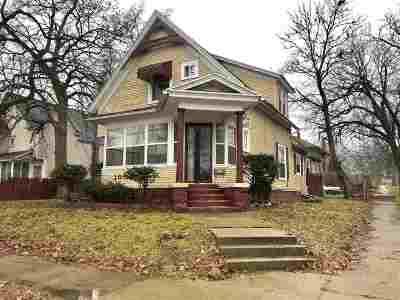 Jackson Single Family Home For Sale: 1000 Pigeon