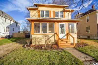 Jackson Single Family Home For Sale: 137 N Thompson St