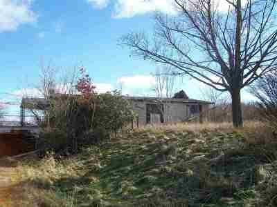 Jackson Single Family Home For Sale: 4335 Blackman Rd