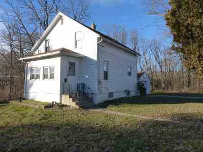 Jackson Single Family Home For Sale: 1316 Mitchell St