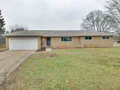 Jackson Single Family Home Contingent - Financing: 851 Albright Dr