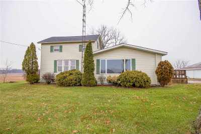 Lenawee County Single Family Home For Sale: 15880 Us 223