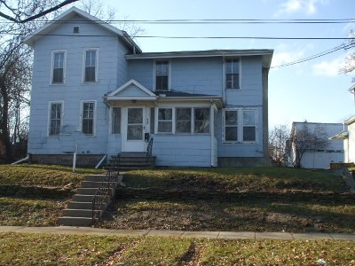 Jackson Single Family Home For Sale: 400 Second St