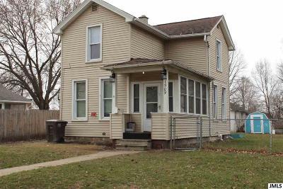 Jackson Single Family Home For Sale: 1509 Pringle Ave