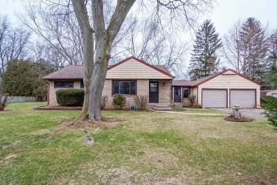Jackson Single Family Home For Sale: 2702 Leland