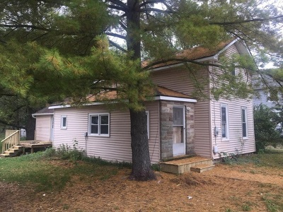 Jackson County Single Family Home Contingent - Financing: 120 Broad St