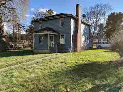 Jackson Single Family Home For Sale: 1715 W Franklin St