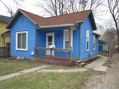 Jackson Single Family Home For Sale: 709 First St