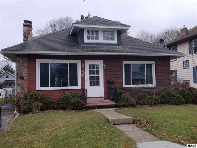 Jackson Single Family Home For Sale: 225 N Wisner St