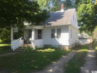 Jackson Single Family Home For Sale: 804 17th St