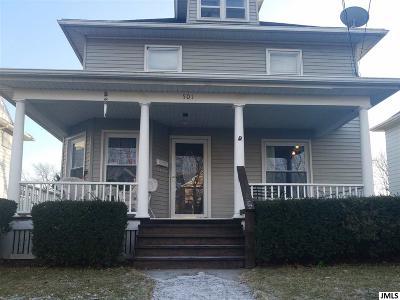 Jackson Single Family Home For Sale: 501 Harwood