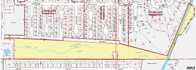 Jackson Residential Lots & Land For Sale: Lansing Ave