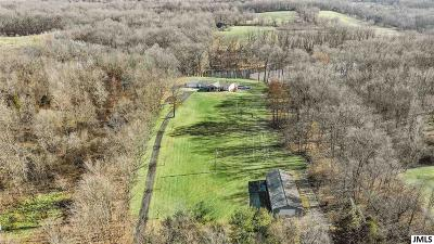Jackson County Single Family Home Contingent - Financing: 9469 Thorne Rd