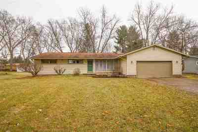 Jackson MI Single Family Home For Sale: $169,900