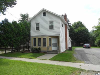 Jackson Multi Family Home For Sale: 717 Elmwood