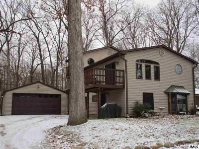 Single Family Home For Sale: 4370 Woodward Ave