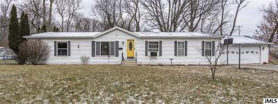 Jackson Single Family Home For Sale: 2800 Washington Ave