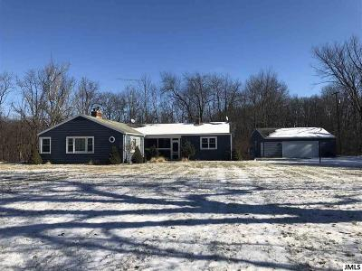 Hanover Single Family Home Contingent: 12641 Moscow Rd
