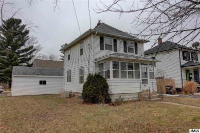 Jackson Single Family Home Contingent - Financing: 1414 S West Ave