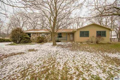 Jackson Single Family Home Contingent - Financing: 6965 Gaitway