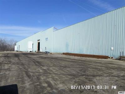 Jackson County Commercial/Industrial For Sale: 219 N Horton St