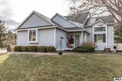 Williamston Single Family Home For Sale: 361 Winding River Cove