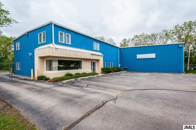 Commercial/Industrial For Sale: 1806 Woodsum