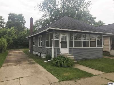 Jackson Single Family Home For Sale: 213 W South St