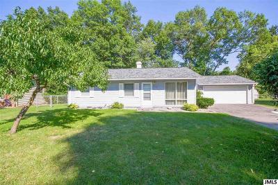 Jackson Single Family Home For Sale: 3435 Acacia Blvd