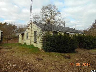 Single Family Home For Sale: 5908 Wolf Lake Rd