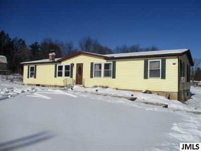 Jackson Single Family Home For Sale: 110 Cardinal Crest