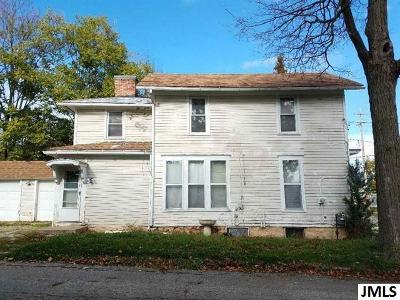 Single Family Home For Sale: 504 Second St