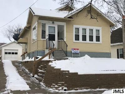Jackson Single Family Home For Sale: 914 Lincoln St