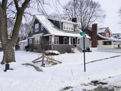 Single Family Home For Sale: 174 College St