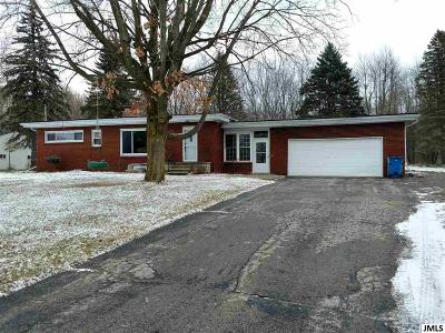 Single Family Home Contingent - Financing: 5391 Sharon Dr