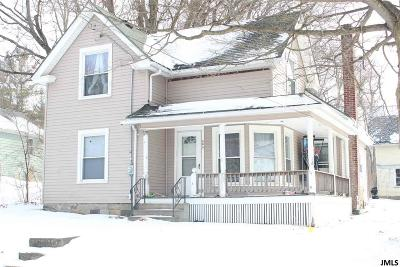 Rives Junction Single Family Home For Sale: 245 E Main St