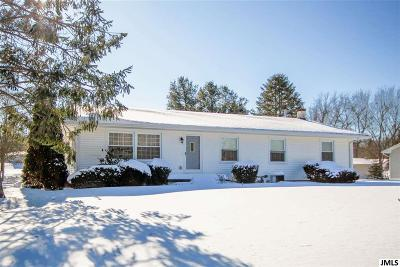 Spring Arbor Single Family Home For Sale: 6501 King Rd