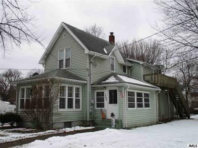 Multi Family Home Contingent - Financing: 1030 S West Ave
