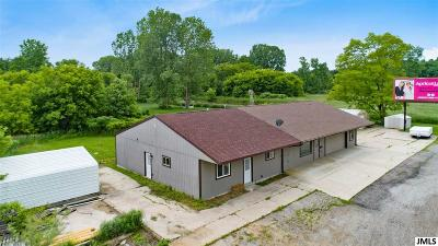 Jackson County Commercial/Industrial For Sale: 3405 Brooklyn Rd