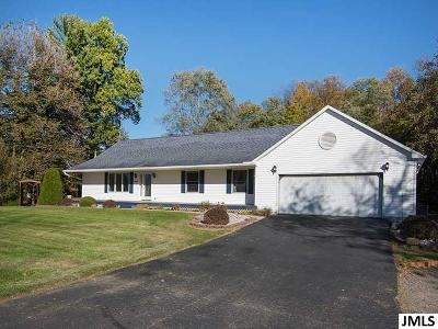 Horton Single Family Home Contingent: 7943 Moscow Rd