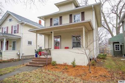 Jackson Single Family Home For Sale: 722 Union St