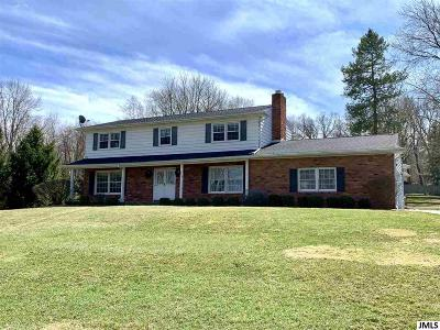 Jackson Single Family Home For Sale: 3435 Hathaway Ln