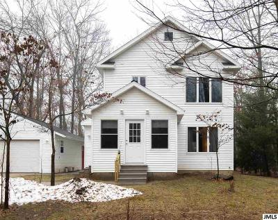 Jackson MI Single Family Home Contingent - Financing: $175,000