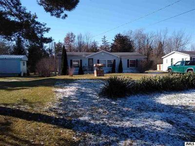 Jackson Single Family Home For Sale: 3536 Sechler Dr