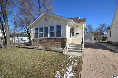Jackson Single Family Home Contingent - Financing: 731 N Elm Ave