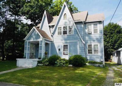 Jackson MI Multi Family Home For Sale: $110,000