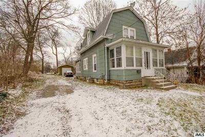 Jackson Single Family Home For Sale: 416 Adams