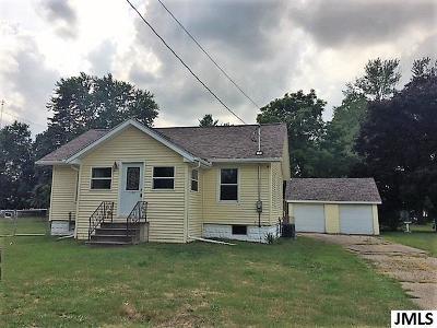 Jackson Single Family Home For Sale: 1122 Lamoine Ave