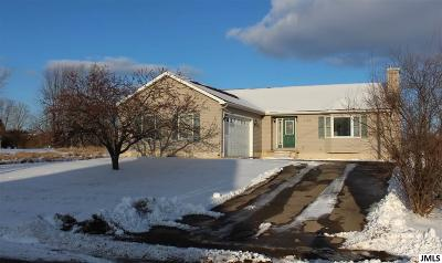 Single Family Home For Sale: 11195 Hillview Dr